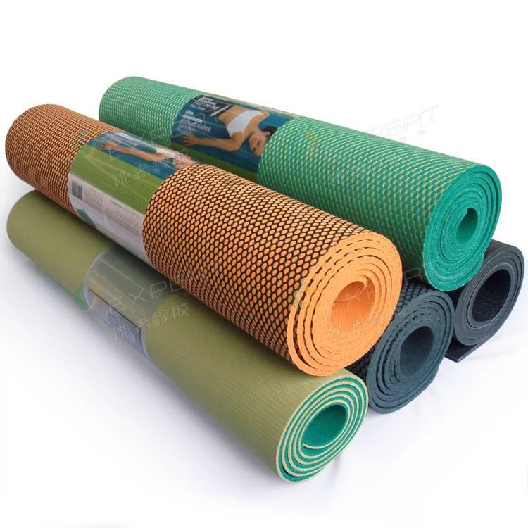 Eco - friendly Anti Slip Yoga mat Manufacturer