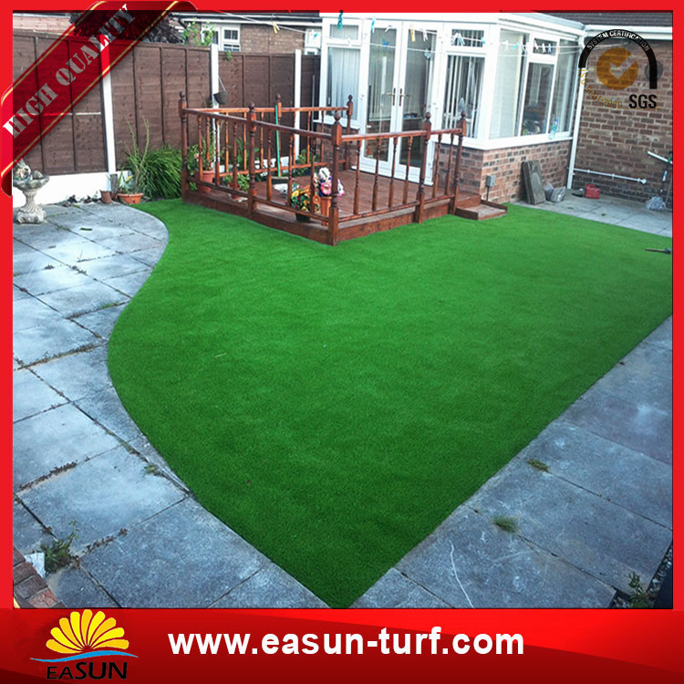 Artificial turf grass for homes gardens landscaping artificial grass turf-Donut