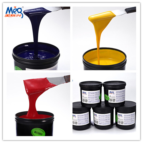 LED UV Silk Screen Printing Ink For All Paper And Plastic Substrates