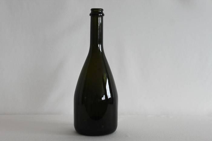 personalised wine bottle