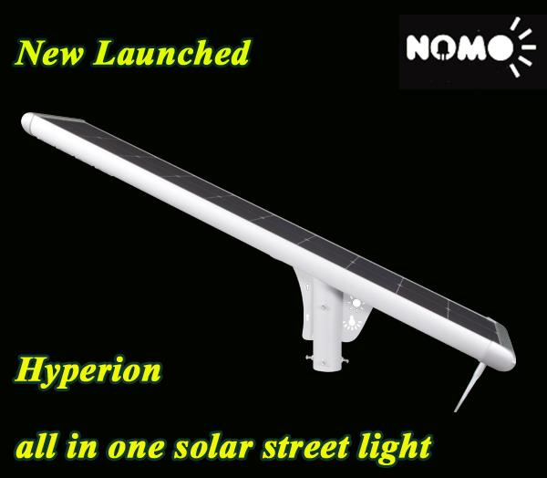 nomo all in one led solar lamp