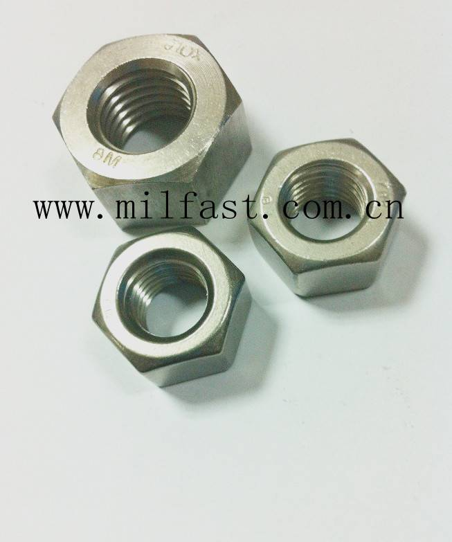 Stainless Steel Heavy Hex Nuts ASTM A194