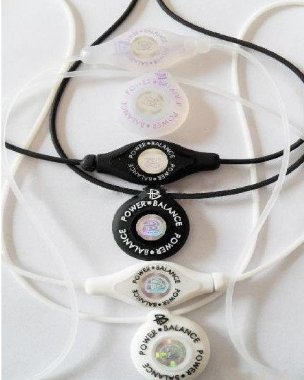 Power Balance Necklace