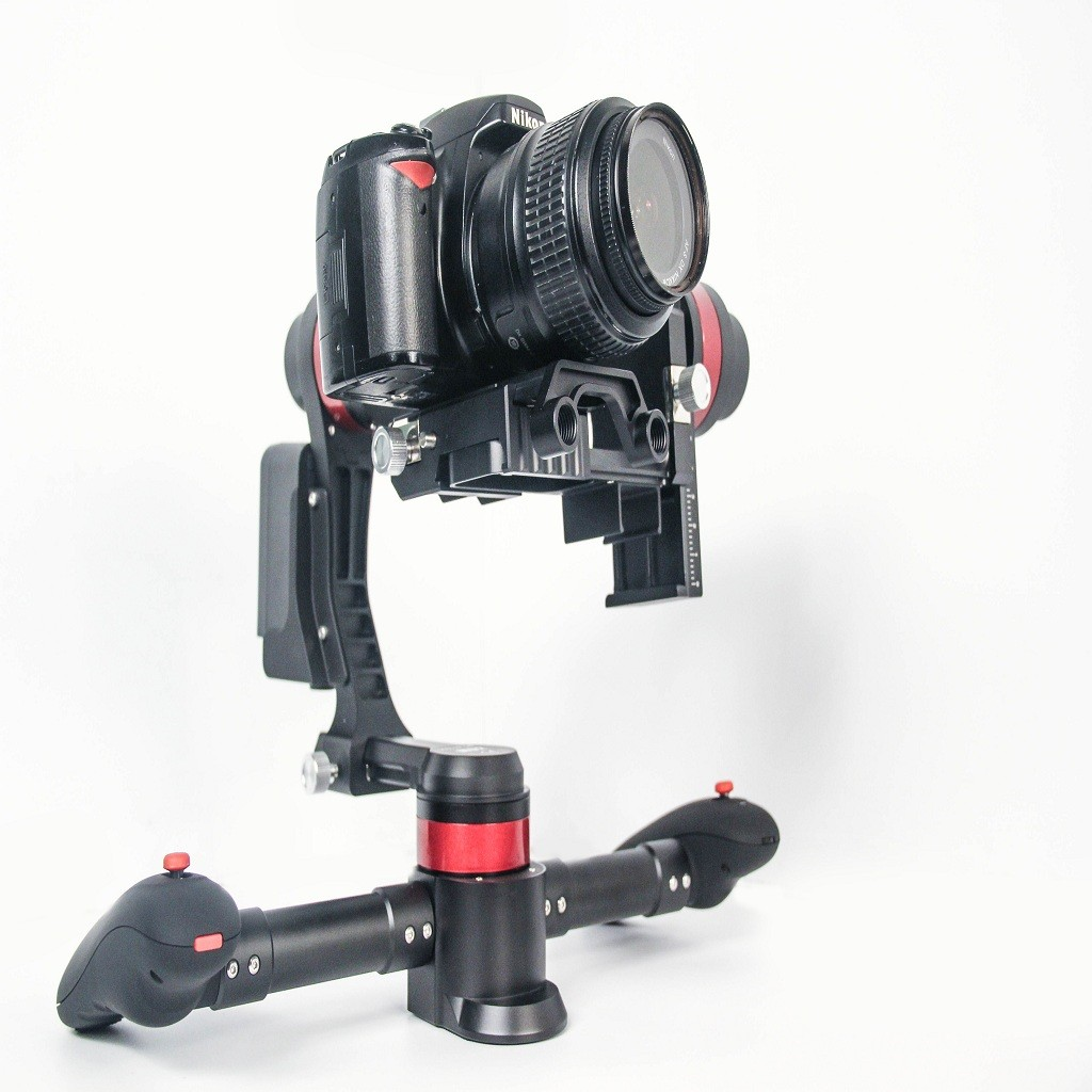 WEWOW MD2 black DSLR stabilizer arm vest camera steadicam steadycam
