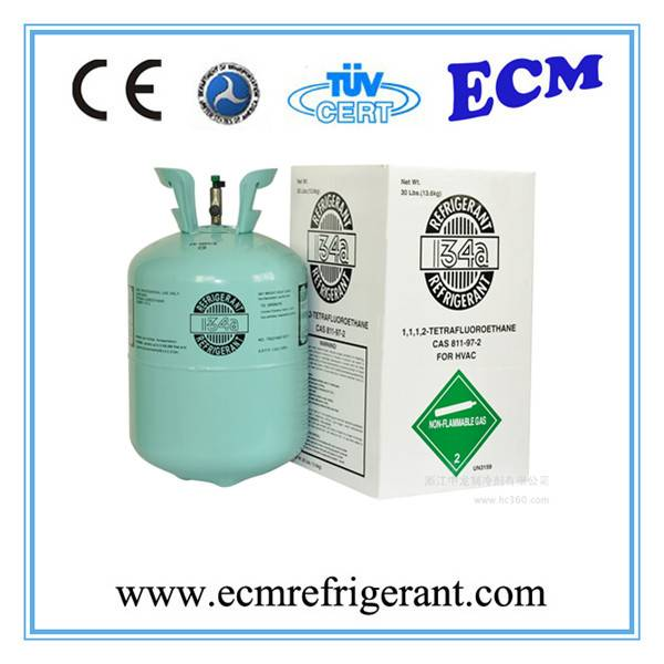 Good Price and High Quality Refrigerant R134a for automobile manufacturer