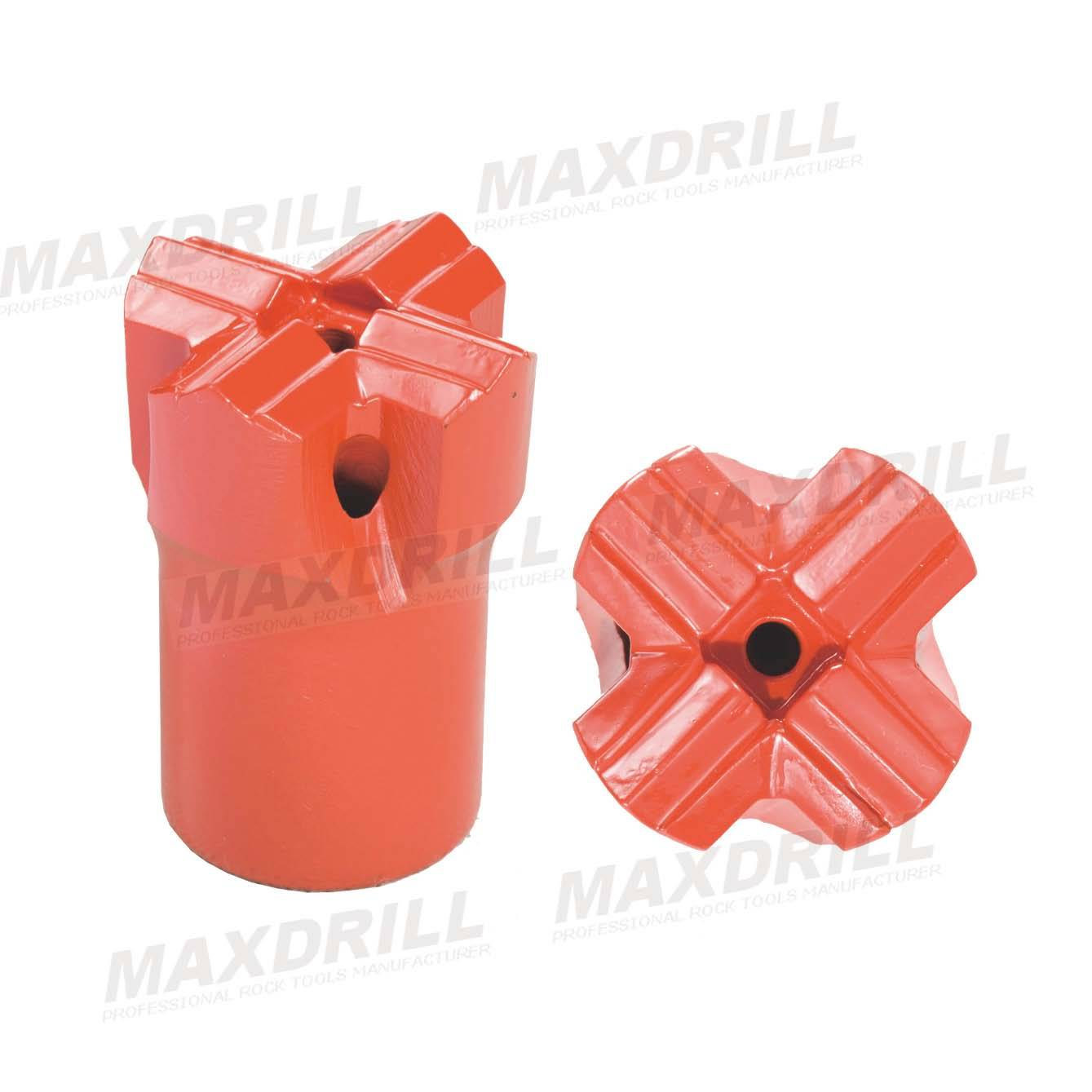 MAXDRILL Taper Cross Bits