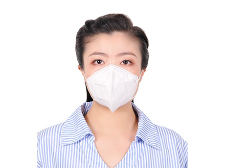 Disposable KN95 Protective Face Mask 5 layer with earloop