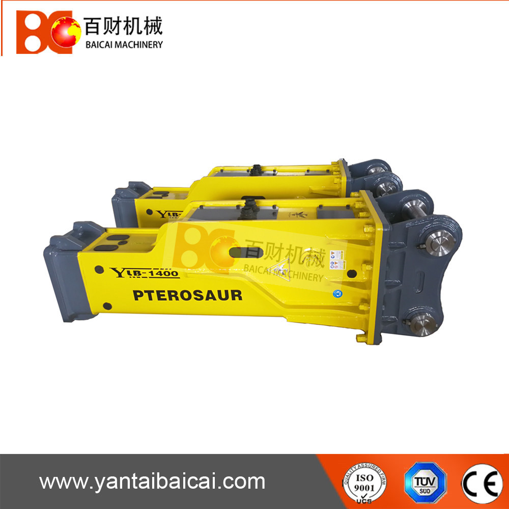 Good price dongyang hydraulic breaker hammer with 140mm chisel