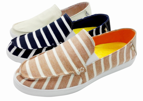 Slip-on canvas shoes FW-CV16261