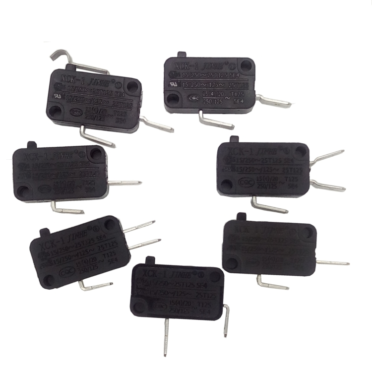 XCK-1 2 Pins Normally Close Micro Switch With 16A Honeywell