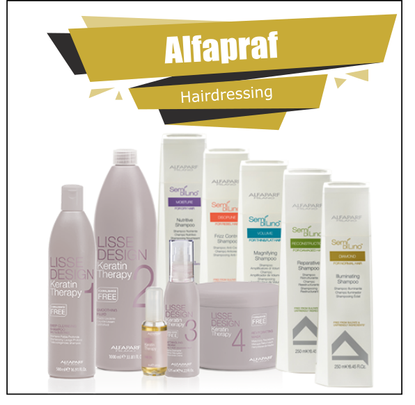Alfaparf Professional Hair Care Cosmetics