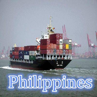 sea freight shipping to Philippines from Guangzhou/Shenzhen,China