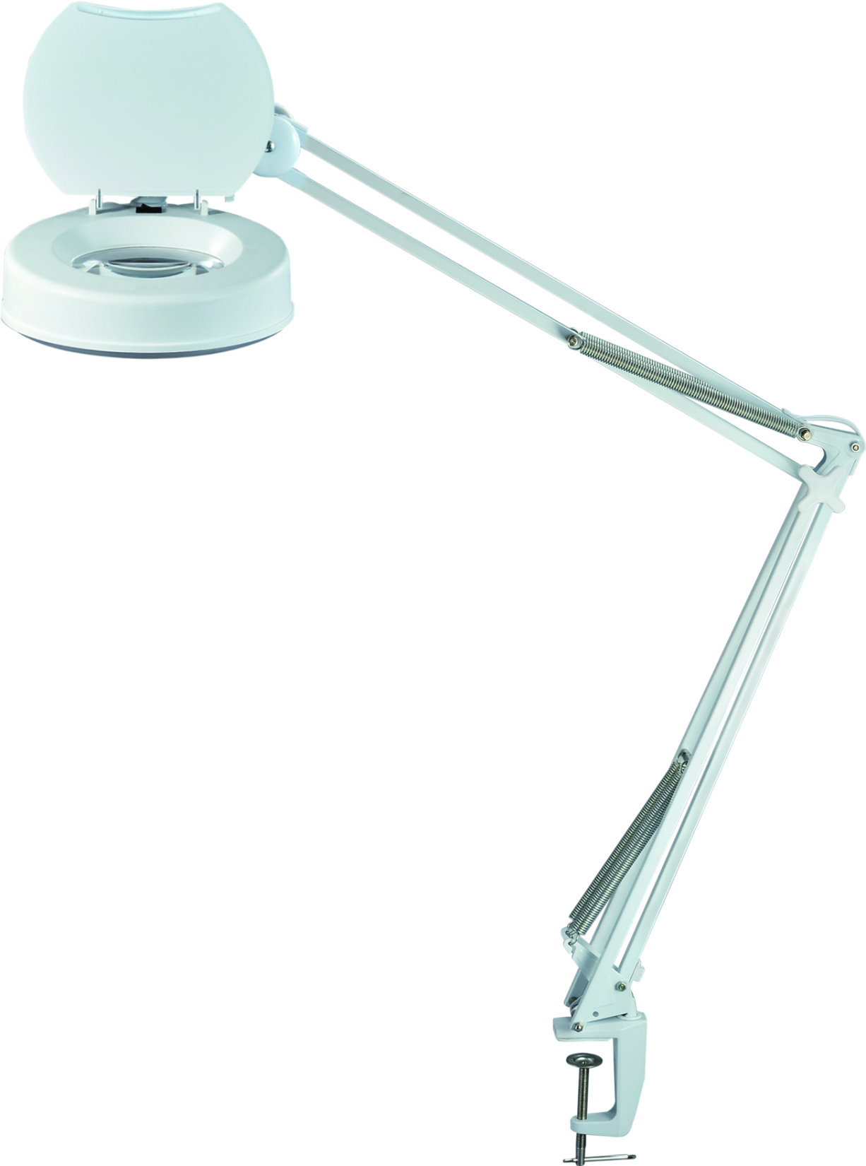 Fluorescent Magnifying Lamp Table Magnifier (8608C-D)