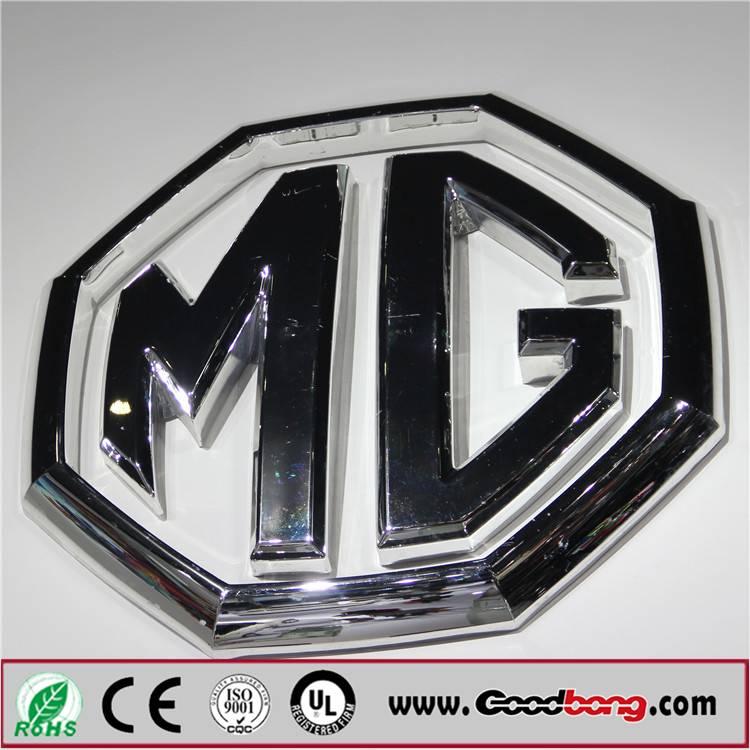 ABS Chrome Car Logo, Car Emblem, Car Badge