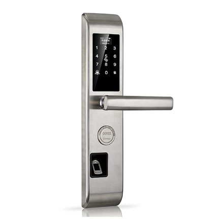 Fingerprint PIN code password Bluetooth Keyless Entry door locks auto-unlocking system
