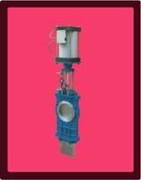 API 6D knife gate valve cast iron, cast steel
