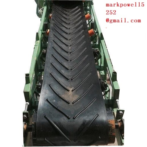 Cleated Conveyor Belt and U shape conveyor belts with good quality and best price for export