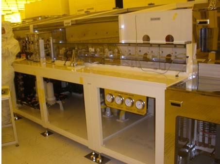 LCD PR developing platform