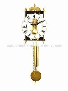 CH Skelton clock 601