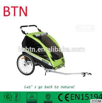 BTN 2016 hot sale bike baby trailer