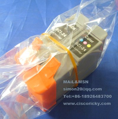 PGI-5BK Refillable cartridges