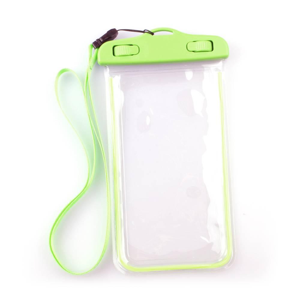 PVC dry waterproof phone case