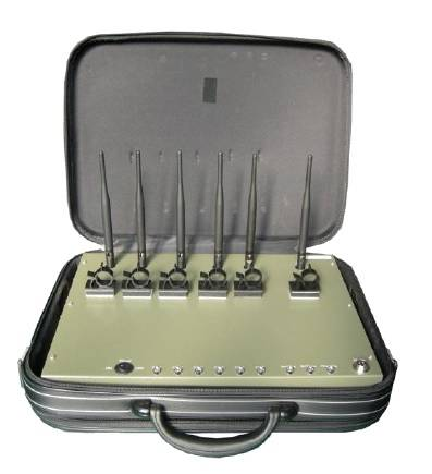 Mobile Disguised Cellular Phone Jammer with 4G LTE
