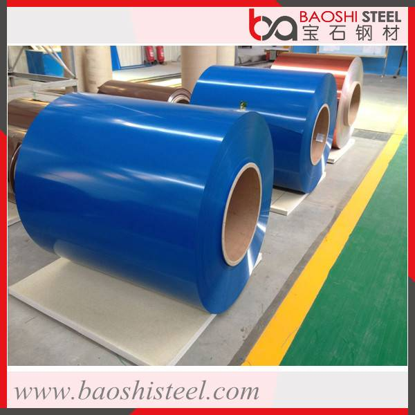 Best selling anti-corrosion prepainted galvanized(ppgi) steel coil for construction