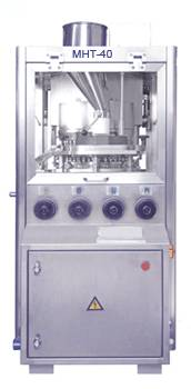 MHT-26/32/40 Automatic High-speed die exchangeable Tablet Press