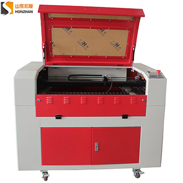 honzhan HZ-6090 Laser Engraving and Cutting Machine 600900mm for Acrylic Plastic Cutting