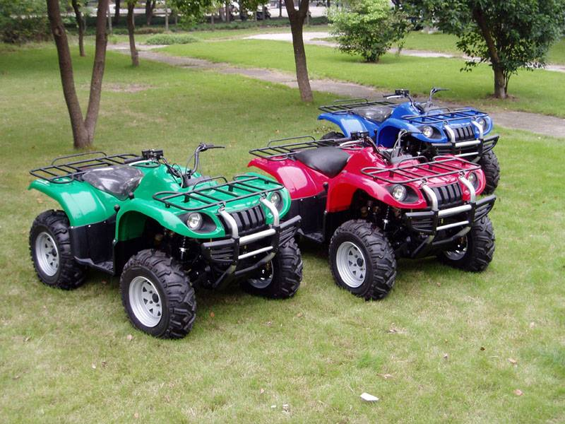 AMT ATV with EEC&EPA 4*4 wheel