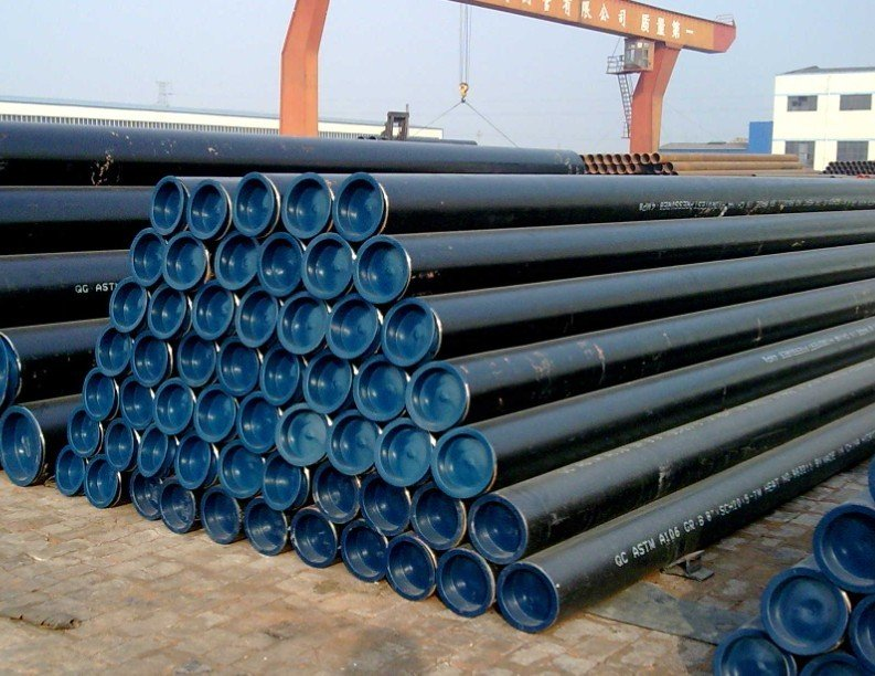 DIN 17175 St35.8 Seamless Steel Pipe
