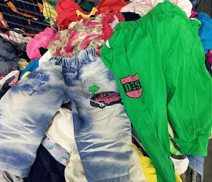 used children clothes wholesale second hand clothing
