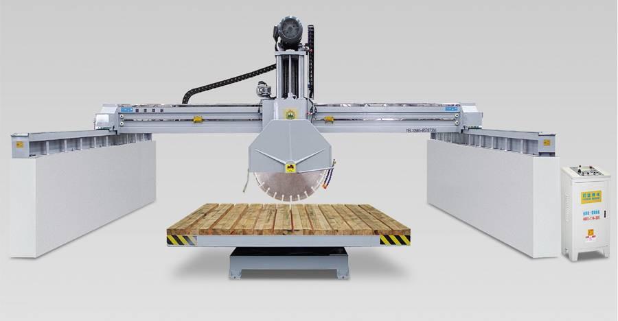 HSQ-1200 in the bridge cutting machine