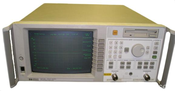 Used Network Analyzer 8711A