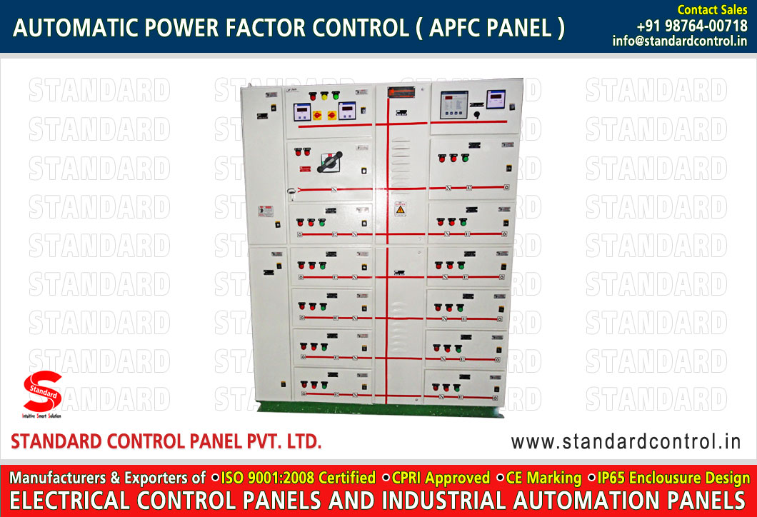 Automatic Power Factor - APFC Panel