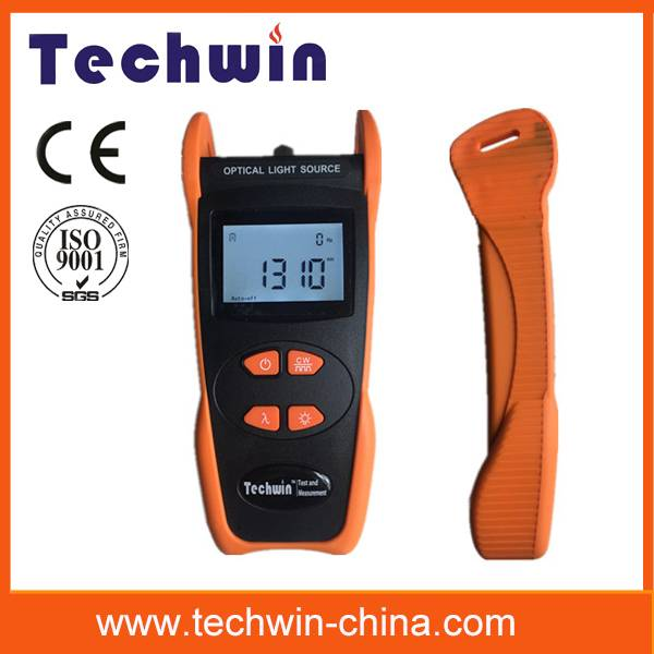 Techwin new tester TW3109E fiber light source