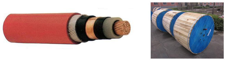 33 KV POWER CABLES (U/G)