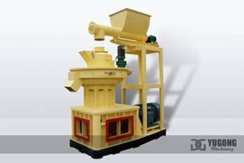 Cotton Stalk Pellet Machine
