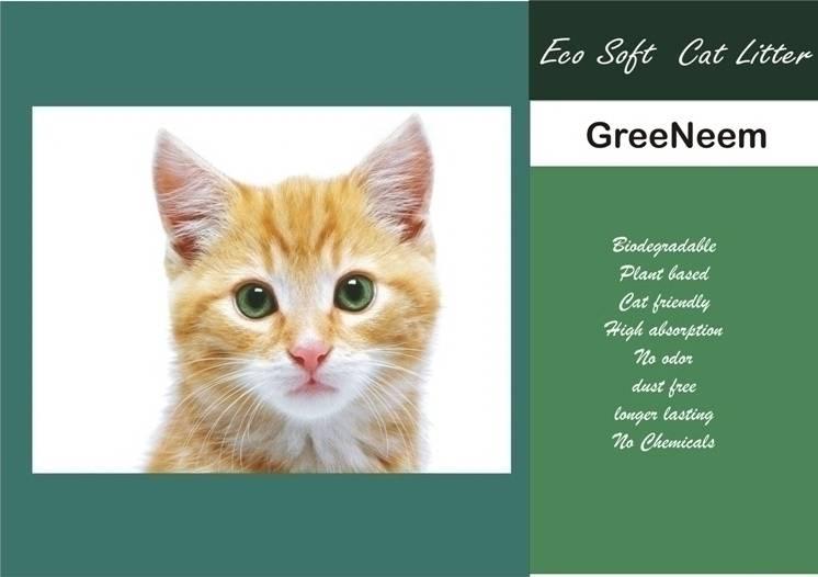 Eco Soft Cat Litter