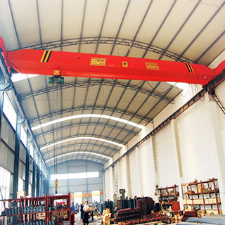 LDA model Electric hoist overhead crane