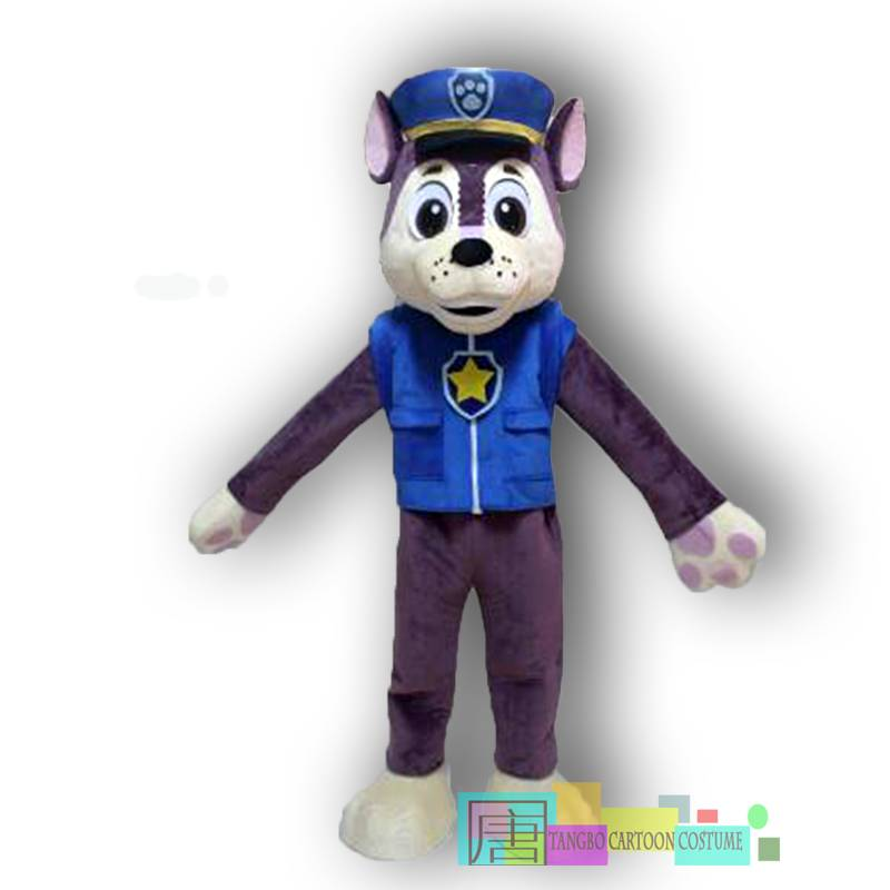 2015 new dog patrols The mascot costume Suitable for high-grade suit clothes minions clothing's masc