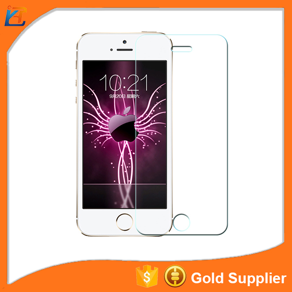 Anti shock anti fingerprint privacy screen guard for iphone4