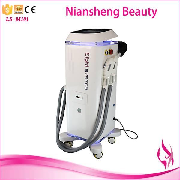Permanent hair removal E-light IPL Photofacial Machine