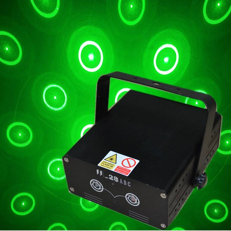 High quality stage laser light M-28 stage lighting projector factory sell