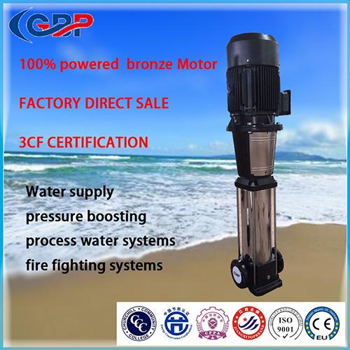 G-CDL/CDLF Multistage Centrifugal Vertical Pump 4-17