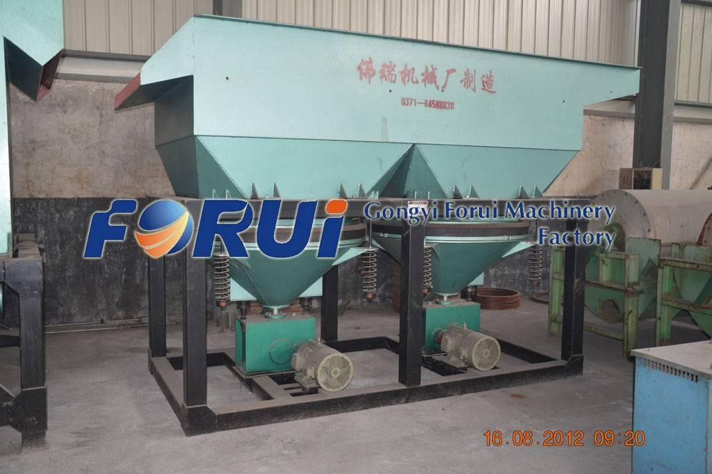 galena ore gravity upgrading equipment