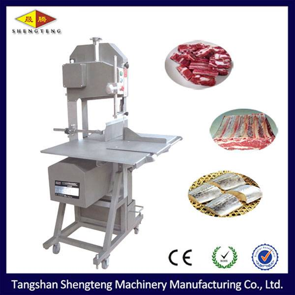 350 stainless steel frozen meat cutting cutter machine saw blade meat band saw blades