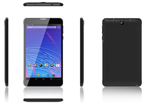P706L, 7 inch 4G android tablet, Quad-core, 1024*600 TN