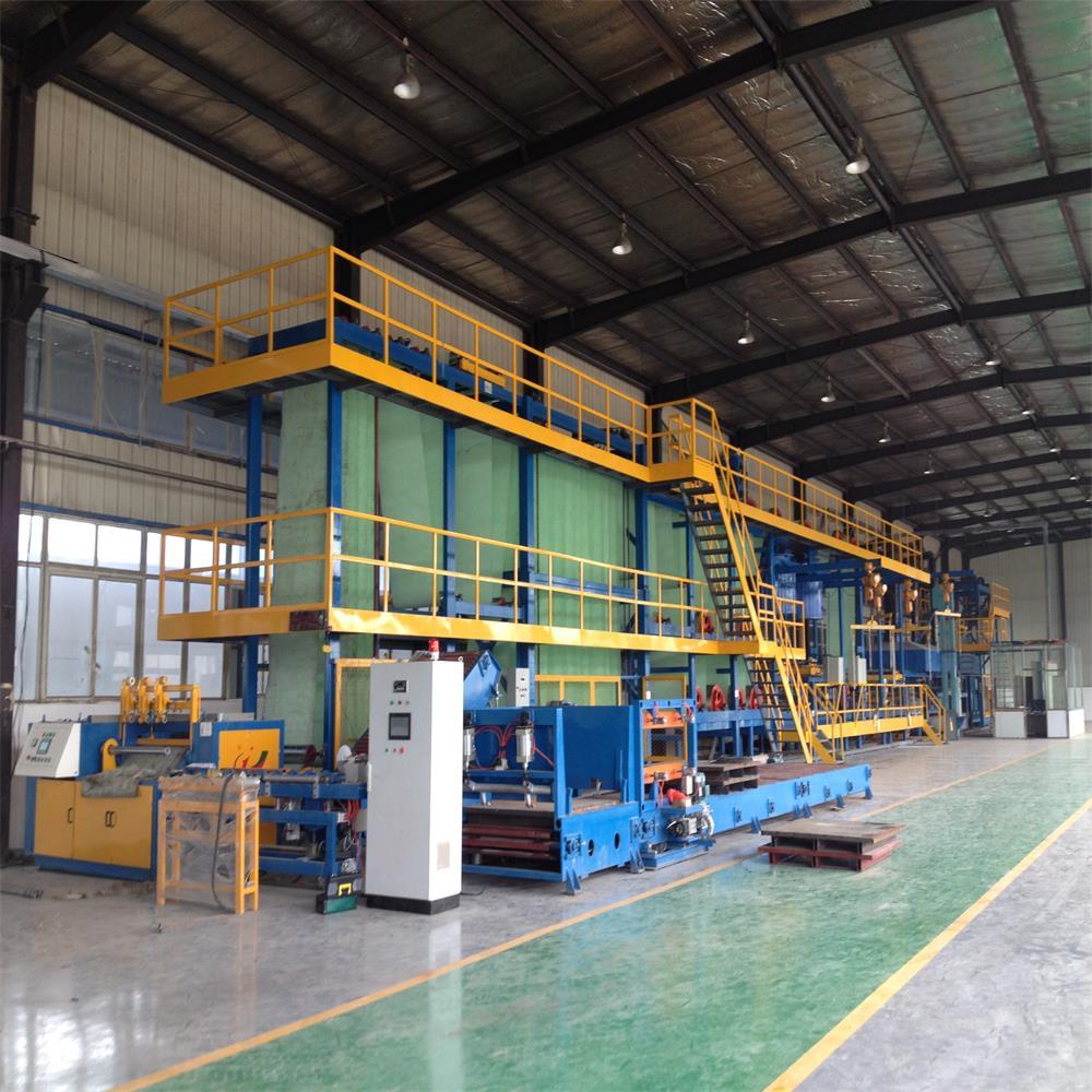 SBS modified bitumen waterproof membrane production line